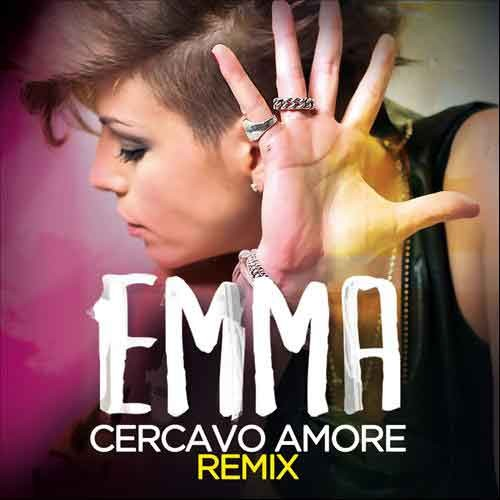 Emma Marrone - Cercavo Amore (Lyrics) - YouTube